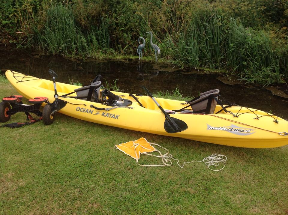 Fishing kayak for sale casterbridge fisheries ltd for Fishing kayak sale